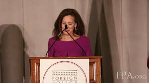 Deborah A Farrington FPA Medal: Centennial Financial Services Dinner