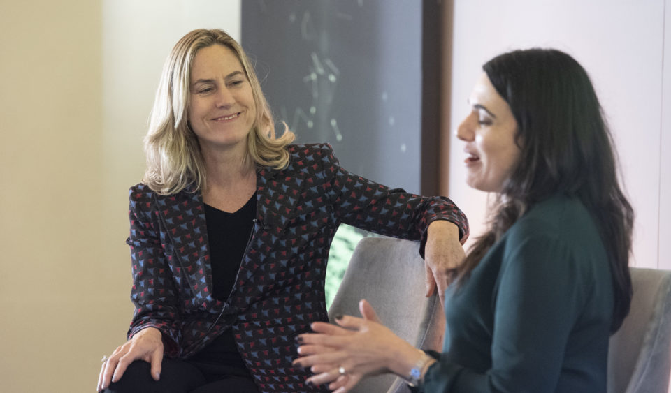Laura Sachar Interviews Slack CMO Julie Liegl at NGP Capital World of Connections Conference